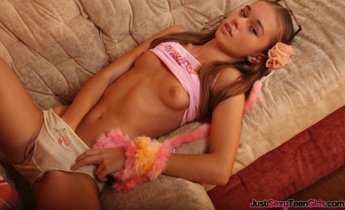 teen-with-pigtials-hands-in-panties